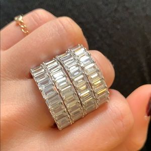 Jewelry - BAGUETTE ETERNITY BAND